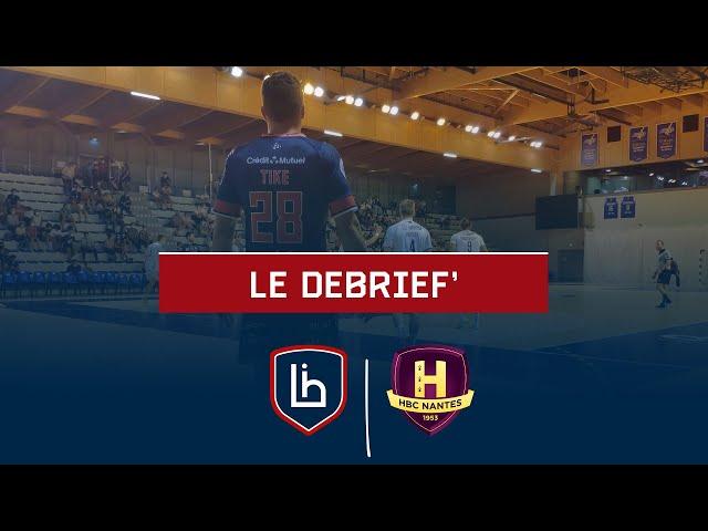 #WARMUP : Nantes - Limoges le débrief'