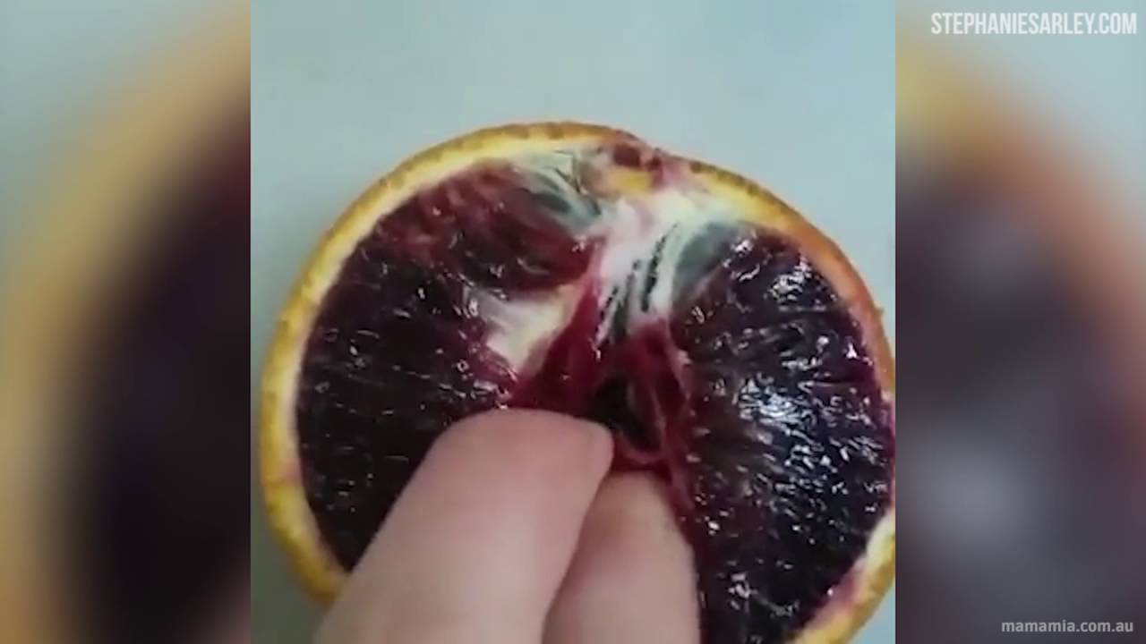 Food fingering porn videos