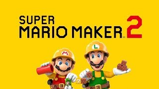 Super Mario Maker 2 Live Stream Online Playthrough Part 9