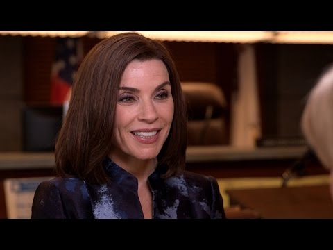 Julianna Margulies on Project ALS