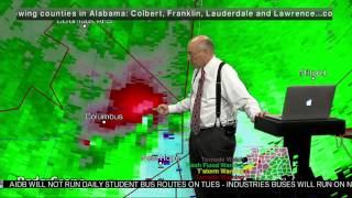 April 28, 2014 Tornado Coverage/ABC 33/40  6:30-7:00 pm