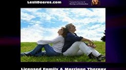Family Marriage Therapist Cary NC - Lesli Doares Relationship Coach