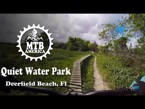 Quiet Waters Park  - Mountain Biking in Florida - MTB America