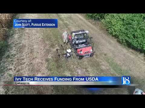 Ivy Tech Community College Lafayette receives USDA funding