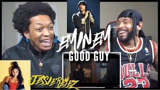 Eminem - Good Guy ft. Jessie Reyez REACTION