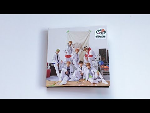 An *emotional* Unboxing Of NCT Dream 엔시티 드림 2nd Mini We Go Up