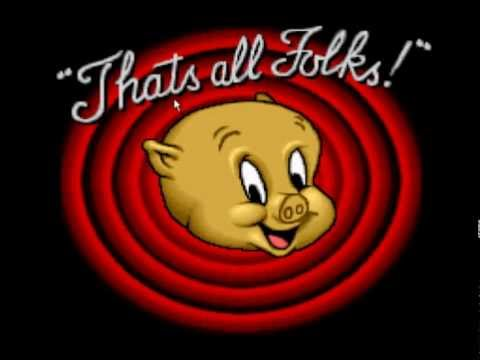 Let's Play Porky Pig's Haunted Holiday Finale Taking on Count Daffystein