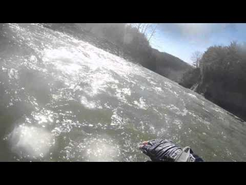 Letchworth 2016 White Water Kayaking and Swimming