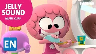 Jelly Jamm English.  Nursery rhymes Princess Smile. Music Clip (You