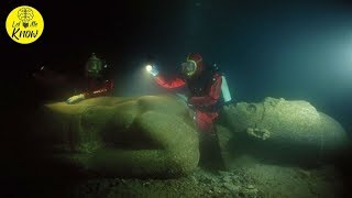 How Divers Discovered A Lost City That Had Been Underwater For 1,500 Years