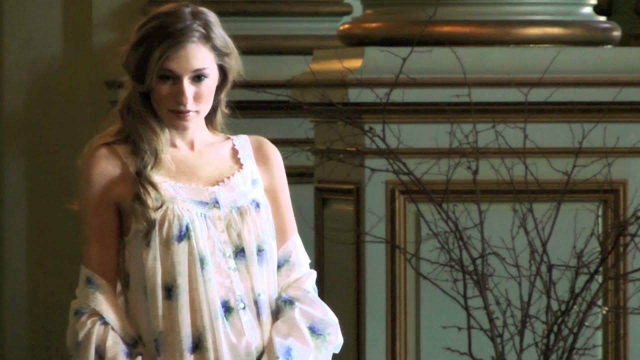 Eileen West Winter Romance 2012 - YouTube