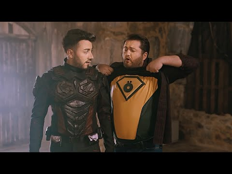 SUPER KAHRAMAN KOSTÜMÜ?! - Enes Batur Gerçek Kahraman Film