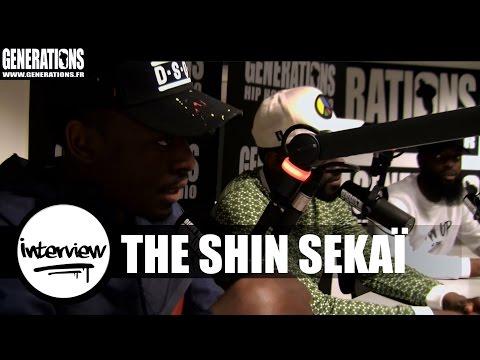 The Shin Sekaï - Interview #Indéfini [2ème Partie] (Live des studios de Generations)