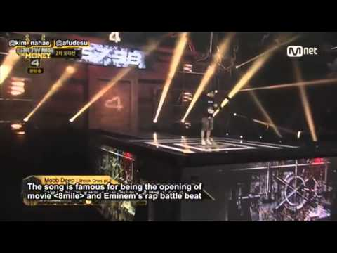Basick Show Me The Money 4 Sub English (Auditions) (Full Cut)
