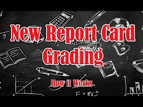 New Report Cards