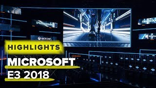 Microsoft E3 2018 highlights