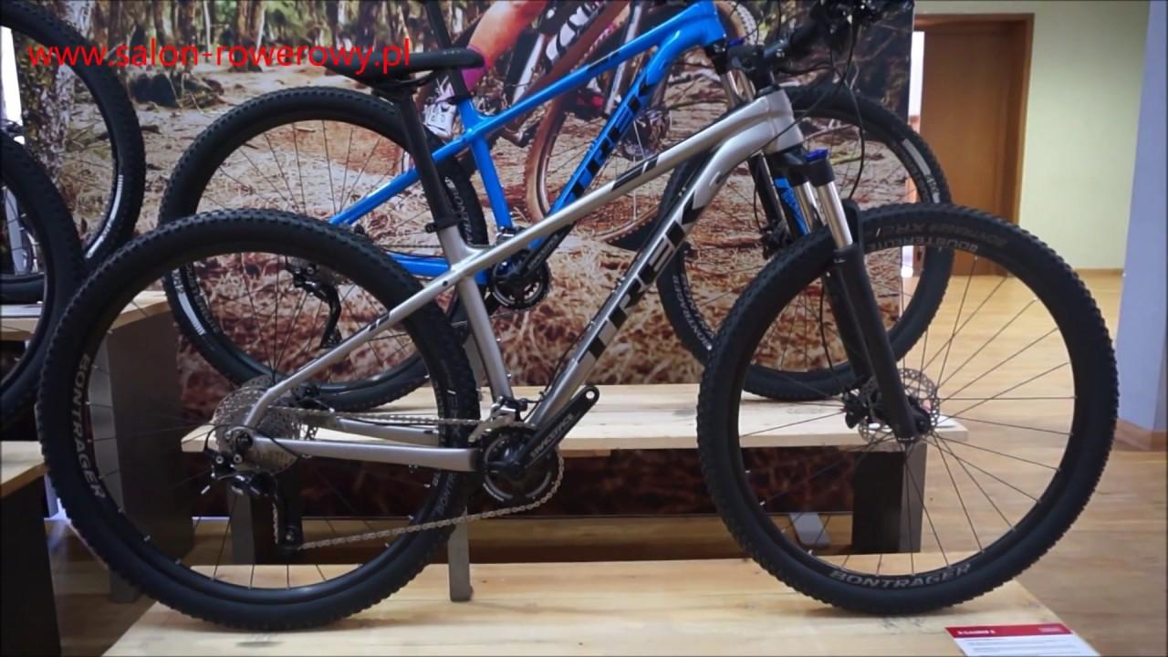 fc860dffac5 rower Trek X Caliber 8 2018 www.salon-rowerowy.pl - YouTube