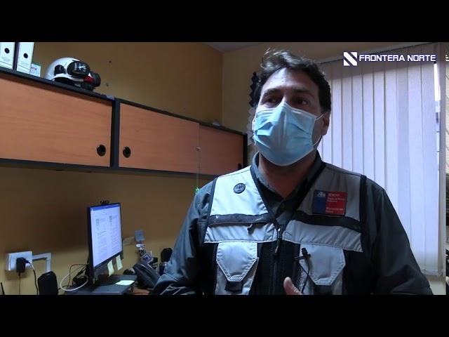 Difusión Prevención COVID-19 en la región - Salud Ocupacional