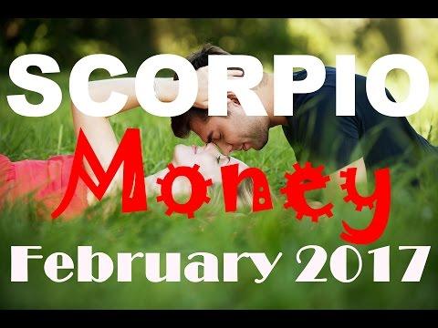 Scorpio February 2017 Tarot Reading MONEY/CAREER/FINANCE Focus