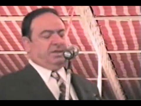 مؤسس الطرب صباح فخري - حفلة ال شمسي عام 1995 - اصل الغرام