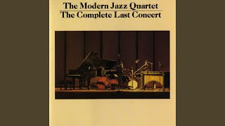 Provided to YouTube by Rhino Atlantic Confirmation (Live at Lincoln Center) · The Modern Jazz Quartet The Complete Last Concert ℗ 1988 Atlantic Recording ...