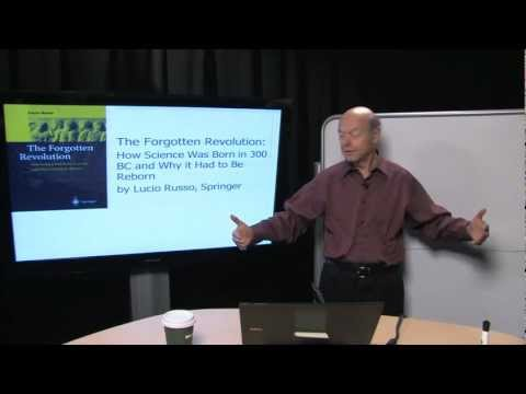 C9 Lectures: Yuri Gurevich - Introduction to Algorithms and Computational Complexity, 1 of n