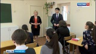 Лариса Яковлева провела для йошкар-олинских школьников урок права