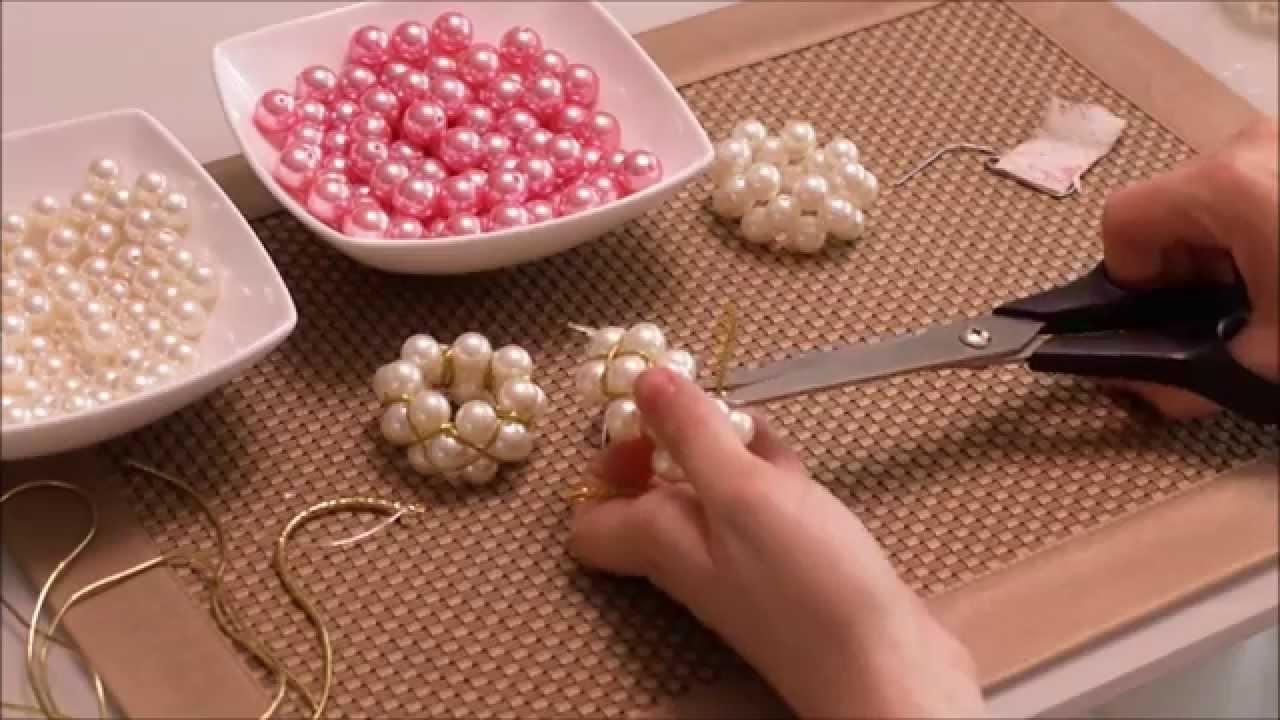 Excepcional DIY: Prendedor de guardanapos com pérolas - YouTube VX53