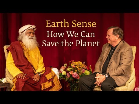 Earth Sense – How We Can Save the Planet | Sadhguru Spot of 18 Oct 2018