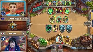 CitizenNappa vs. Tansoku - Round 7 - 2018 HCT Asia-Pacific Summer Playoffs