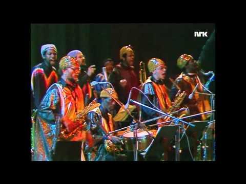 SUN RA AND HIS ARKESTRA -  Jazz Festival di Kongsberg  Broadcast by NRK1, 1982-09-17