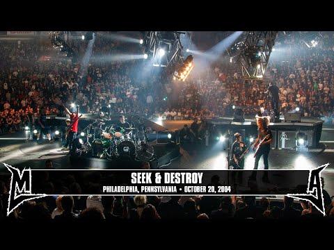Metallica: Seek and Destroy (MetOnTour - Philadelphia, PA - 2004) Thumbnail image