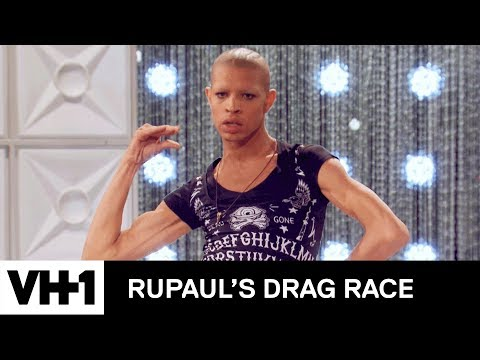 Drag Race Sneak Peek: Which Queen's Dance Moves Are All Trumped Up?