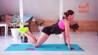 тренировка для похудения 4 раза в неделю (KatyaENERGY)