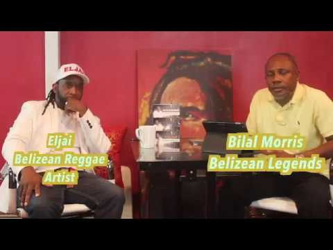 ELJAI RISING: BELIZEAN REGGAE SUPERSTAR!