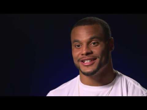 Dak Prescott on Romo,Cowboys,Rookie Season,College