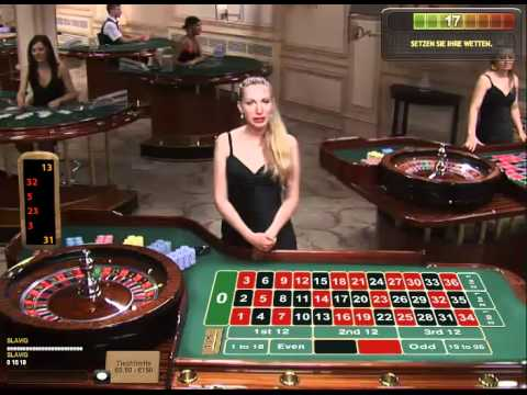 is live casino roulette