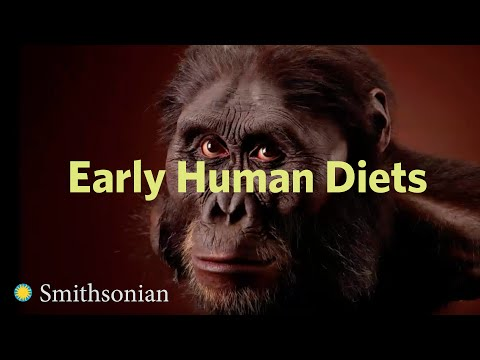 Early Human Diets with Briana Pobiner