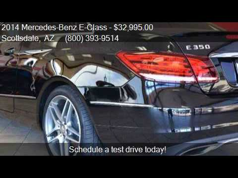 2014 Mercedes-Benz E-Class E350 2dr Coupe for sale in Scotts