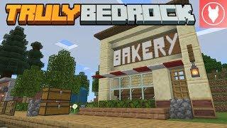 Truly Bedrock S1 : E 16 - The Bakery (Cocoa Bean Farm & Wheat Farm)