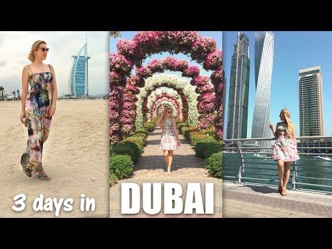 DUBAI in 3 days ★ Vacation/travel VLOG