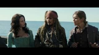 Piratas do Caribe 5 - A Vingança de Salazar - Trailer #4 HD [Johnny Depp]