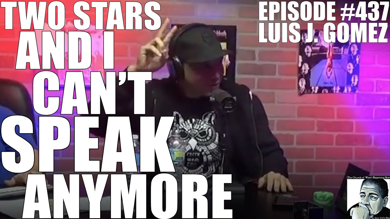 The hardest part about getting Locked Up for Joey Diaz + advice from Luis J Gomez!