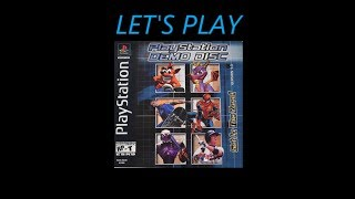 Let's Play PlayStation Demo Disc [Get In The Zone] (PlayStation, 2000)
