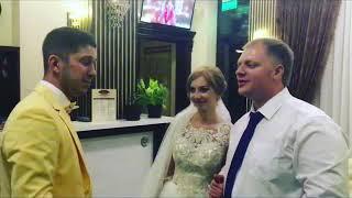 Свадьба Елены и Вадима ) получилась очень милая , семейная свадьба )