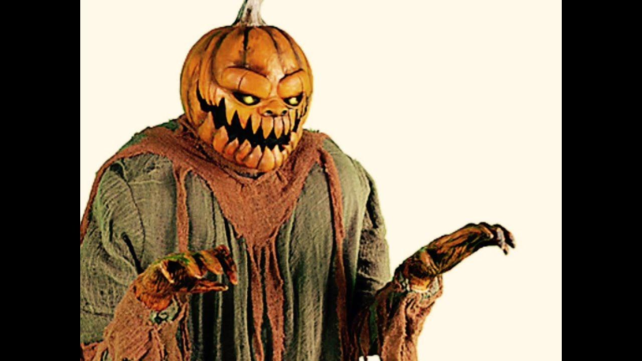 The Return of the Halloween Animatronics (Haunt Former's Picks ...