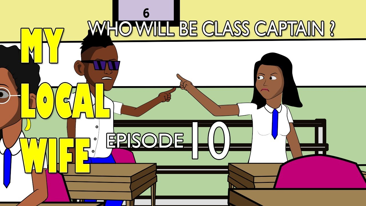 Download my local wife 10 - who will be class captain