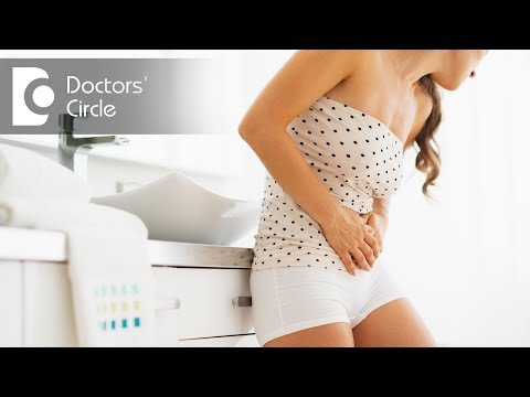 How to manage back and stomach pain with excessive menstrual bleeding? - Dr. Shefali Tyagi
