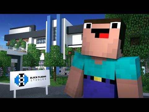 NEW HOUSE (Minecraft Animation)