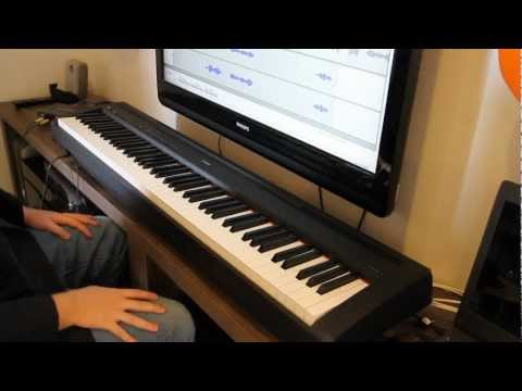 Review Yamaha P-95 - Piano Digital